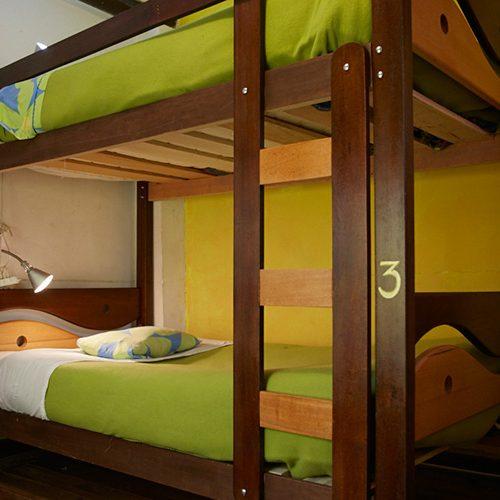dormitorios la boheme