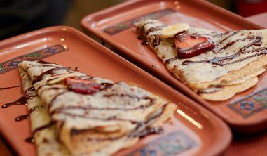 pancake nutella san blas