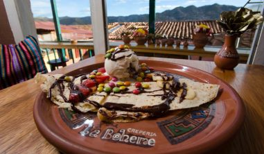 la boheme crepes cusco